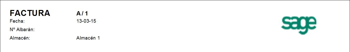 pantalla de impresion de factura flex