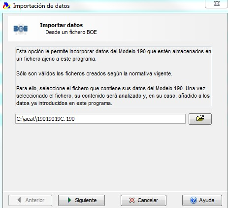 Importacion_Informativas