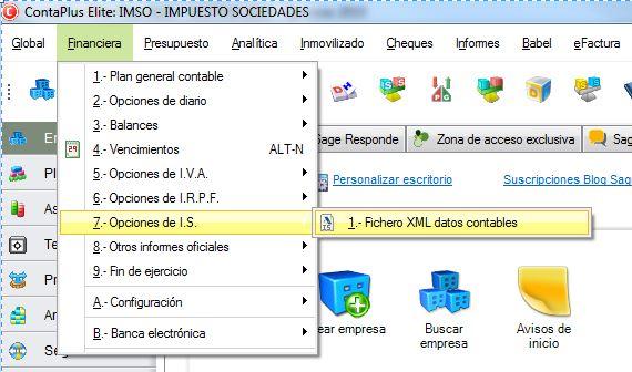 10-Pantalla de acceso a fichero XML datos contables de ContaPlus