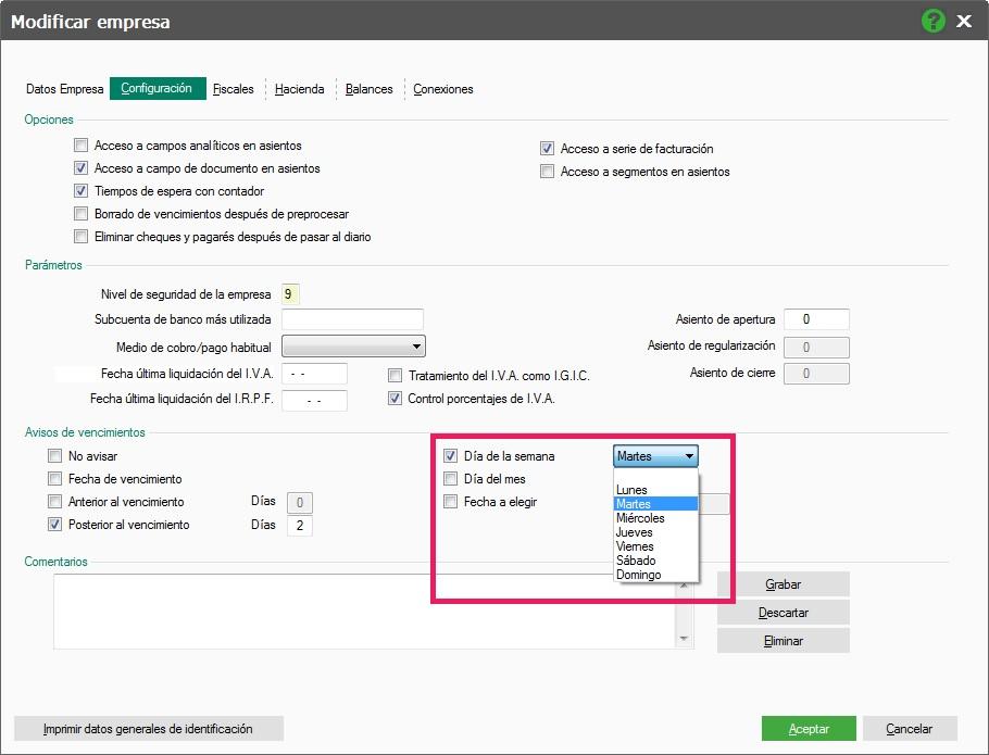 09-pantalla-configuracion-al-modificar-empresa-en-contaplus-flex