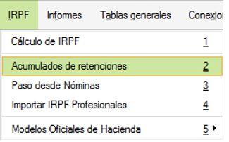 Rentenciones irpf por opciones binarias