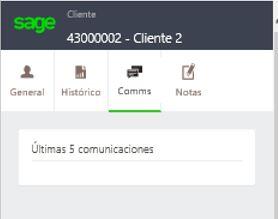 Sage Contacts Comunicaciones
