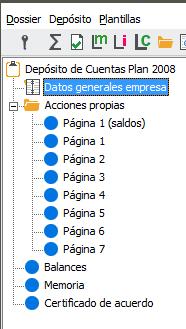 Acceso a Datos Generales de Empresa