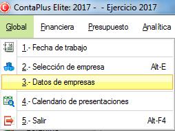 Datos Empresa