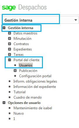 Acceso a Portal del Cliente