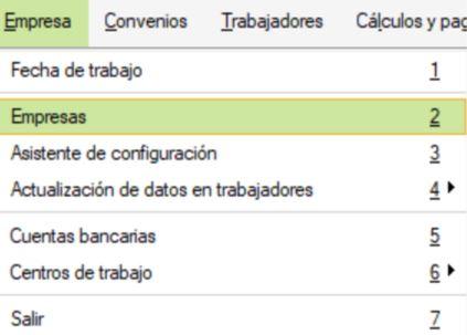 C mo generar flc1 construcci n de asturias en nominaplus flex sage recursos t cnicos - Empresas construccion asturias ...